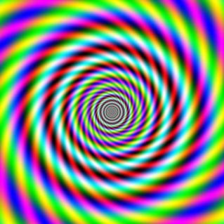 hypnosis spiral
