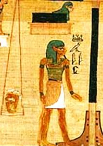 الإله شاي الفرعوني